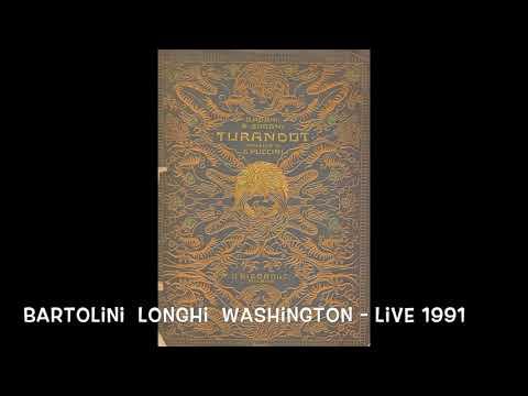"""Turandot (Puccini) - """"Signore ascolta e finale atto"""" - D.Longhi  L.Bartolini"""