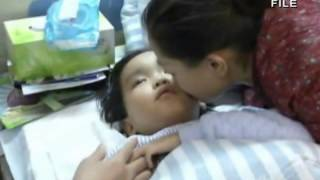 7-year-old boy's deathbed wish to save mother fulfilled
