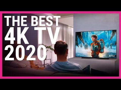 The best 4K TVs 2020