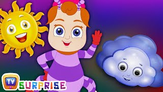 Surprise Eggs Nursery Rhymes Toys | Incy Wincy Spider | Learn Colours & Objects | ChuChu TV Cutians