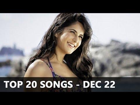 Top 20 Bollywood Songs of the Week (Radio Mirchi Charts) - December 22, 2017