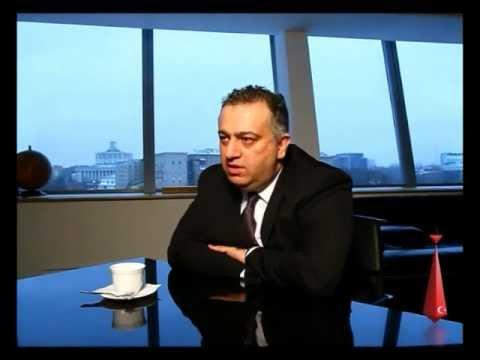 Haluk Aydınoğlu - Credit Europe Bank Rusya Genel Müdürü