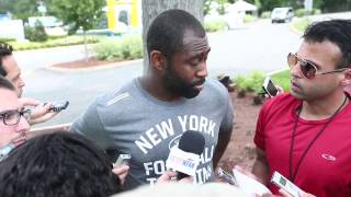 NY Jets Darrelle Revis excited for the new season