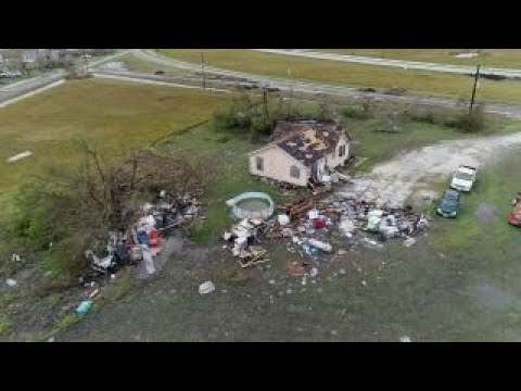 Using drones to assess damage for insurance