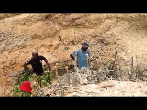 West Africa Diamond Mining