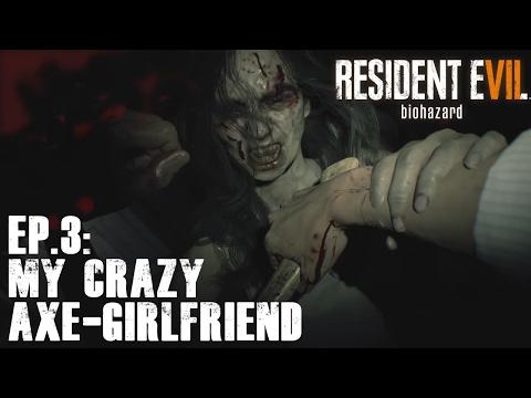 Resident Evil 7 Funny Walkthrough: Ep. 3 - Slacker Gaming