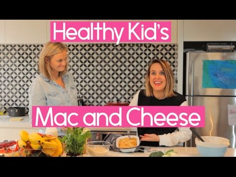 HEALTHY Mac And Cheese? For Kids??