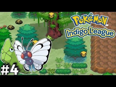 Pokemon The Indigo League Gameplay...