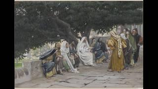Евангелие от Марка с иллюстрациями. Глава 7. (читает священник Валерий Сосковец)