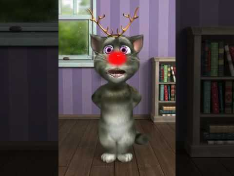 Talking Tom- Mandame un Whatsapp por favor.