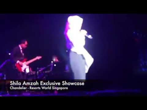 Chandelier Sia Cover - Shila Amzah Cover
