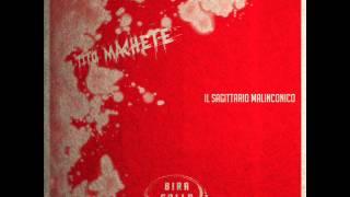 Tito Machete - 07 - Il sagittario malinconico
