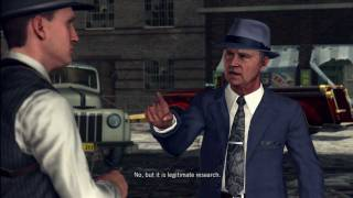 L.A. Noire - Episode 54: Hello, My Treacherous Friends