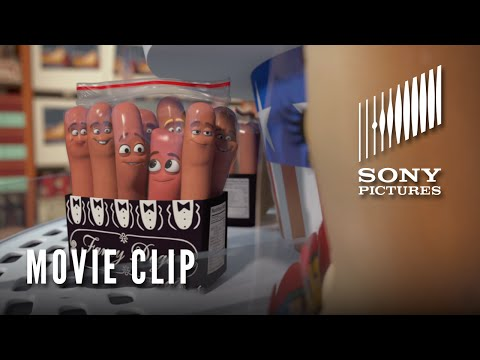 SAUSAGE PARTY Movie Clip - Work Those Buns (In Theaters August 12)