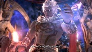 GAME RAGE | Soul Calibur V: Conquering Legendary Souls (All Stages)