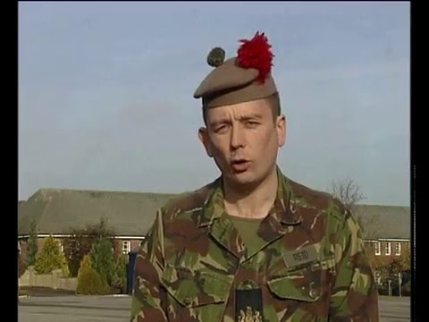 The Black Watch Recruitment Video 2003