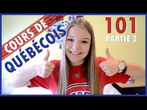 Comprendre les Québécois pour les nuls - Expressions québécoises