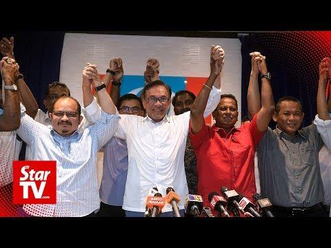 Streram is Pakatan's candidate for Rantau