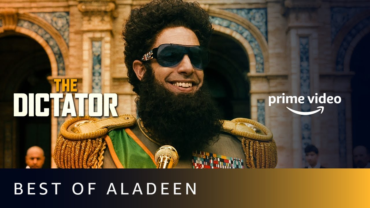Download Best of Aladeen | The Dictator | Sacha Baron Cohen | Amazon Prime Video