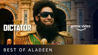 Best of Aladeen | The Dictator | Sacha Baron Cohen | Amazon Prime Video