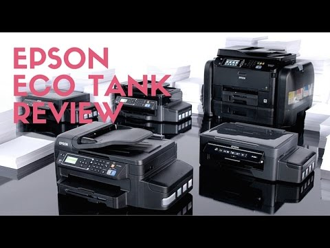 Epson L850 Eco Tank Hands On Preview Funnydog Tv