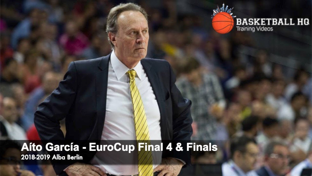 Best Sets & Actions EuroCup Final 4 Aíto García Alba Berlin
