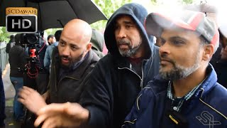 P1 - Dodgy Sin? Hashim Vs Christian | Speakers Corner | Hyde Park
