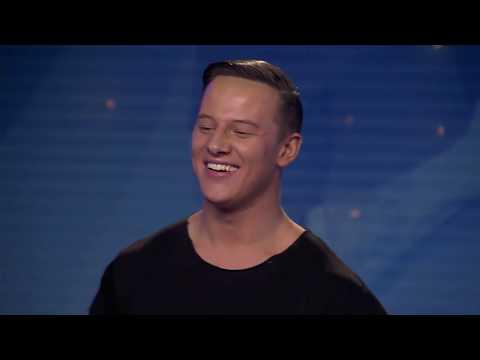 Se Sebastian Walldéns första audition i Idol 2018  - Idol Sverige TV4