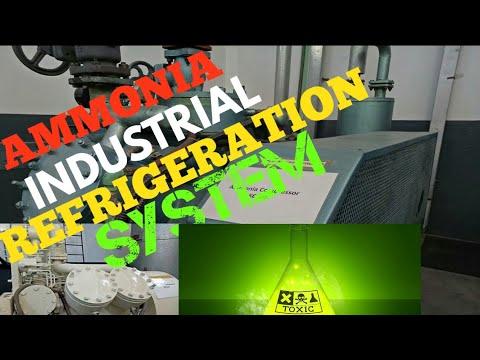 Ammonia Refrigeration. Presentation Part 2 Hindi Urdu