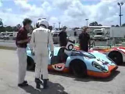 Porsche 917 and 908