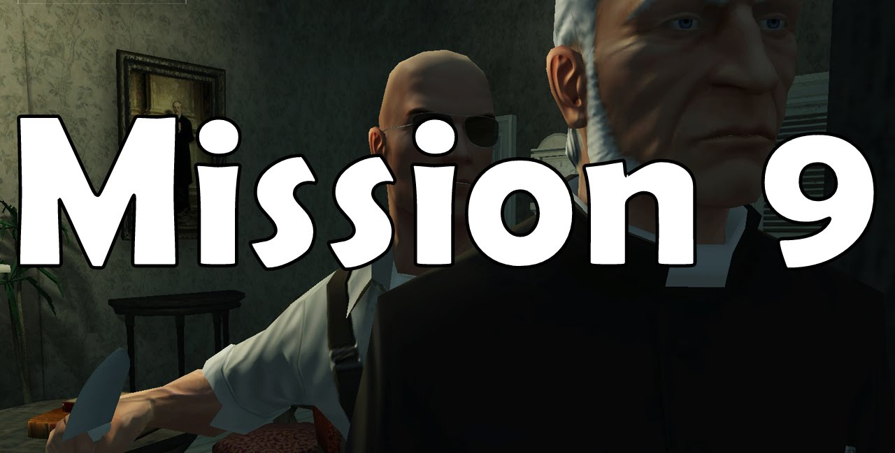 hitman blood money mission 9