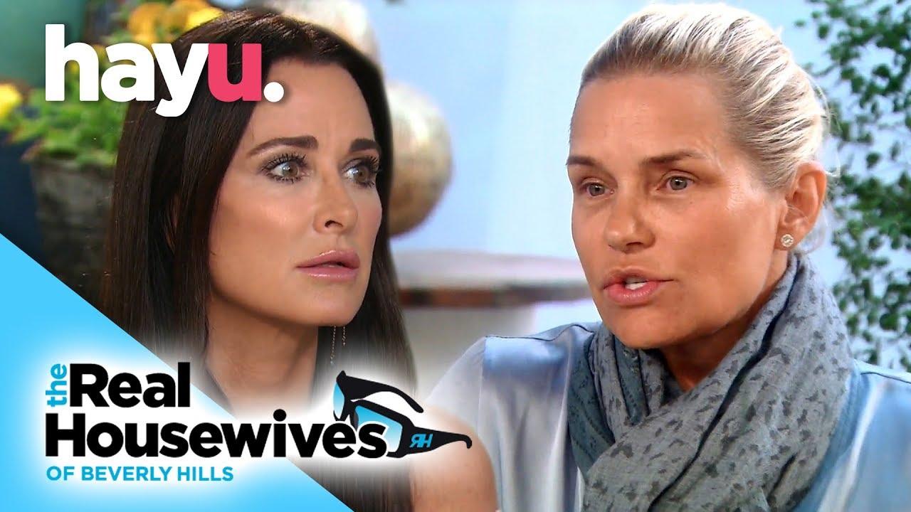 Download Yolanda Reveals That Bella And Anwar Have Lyme Disease | Season 6 | Real Housewives Of Beverly Hills