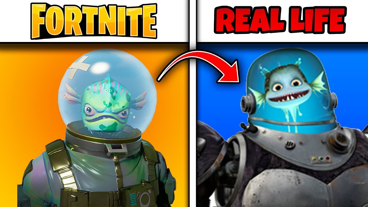 What Race Are The Fortnite Characters Top 10 More Fortnite Characters In Real Life Fortnite Skins In Real Life Youtube