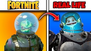 Top 10 plus de personnages Fortnite dans la vie réelle (Fortnite Skins in Real Life)