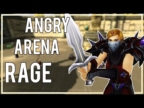 ANGRY ARENA RAGE - (Combat Rogue PvP) Warlords of Draenor 6.2.3