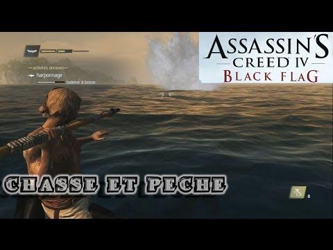 [Vidéo Détente] Assassin's creed IV: Chasse et pêche à l'ancienne