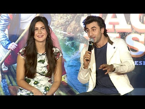 Jagga Jasoos Galti Se Mistake Song Launch Full Video HD - Ranbir Kapoor,Katrina Kaif
