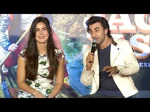 Jagga Jasoos Galti Se Mistake Song Launch Full Video HD - Ranbir Kapoor,Katrina Kaif