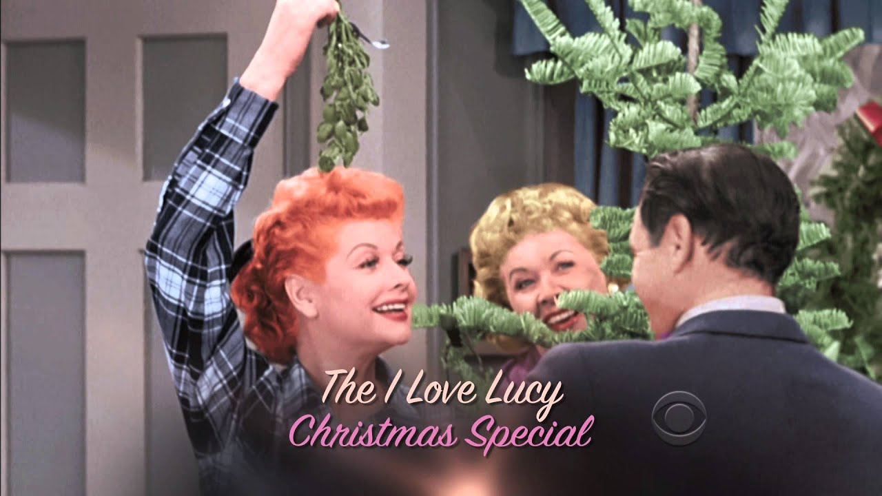 I Love Lucy Christmas Special on CBS this Friday!   YouTube