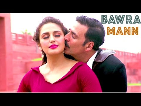 Bawra Mann (Ronit Version) - Jolly LLB 2 || Lyrical Video || Akshay Kumar || Huma Qureshi