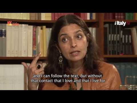 Falling in Love with the Italian Language. Interview with Jhumpa Lahiri