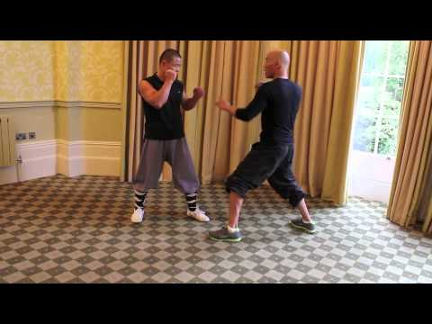 Kick & Punch Combinations For The Movies  Shifu Yan Lei & Roger Yuan