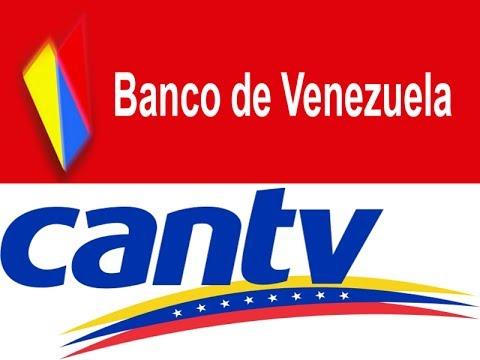 Consulta de saldo cantv for Banco de venezuela consulta de saldo