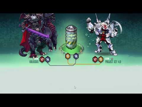 Mutants Genetic Gladiators (Random Mutants) Part 278