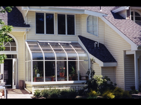 Aluminium Lean to Sunroom Design Ideas