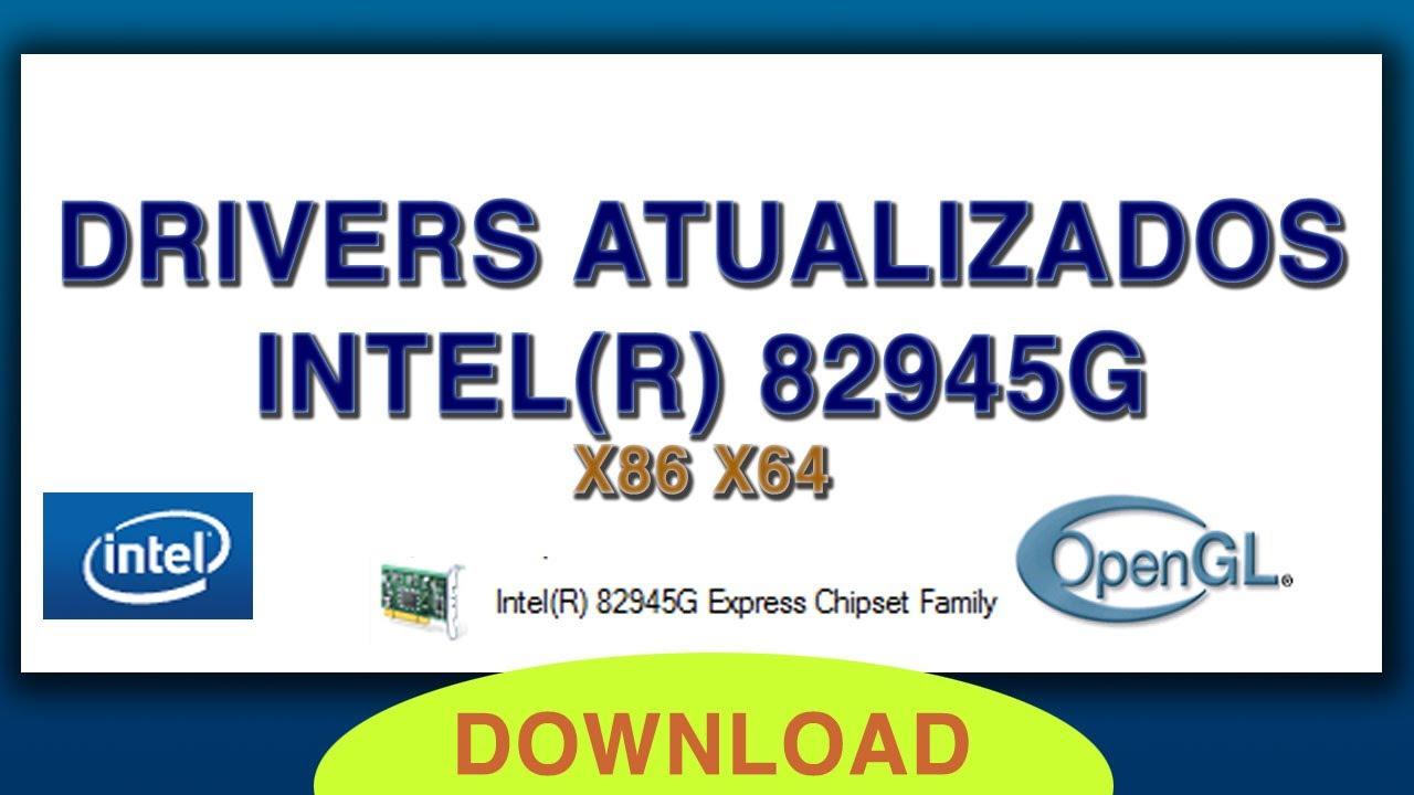 BAIXAR DRIVER R DE FAMILY EXPRESS CHIPSET VIDEO INTEL 82945G