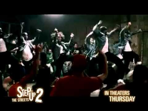 Step Up 2 The Streets (2008 Movie) Music Video Mashup - Robert Hoffman, Briana Evigan