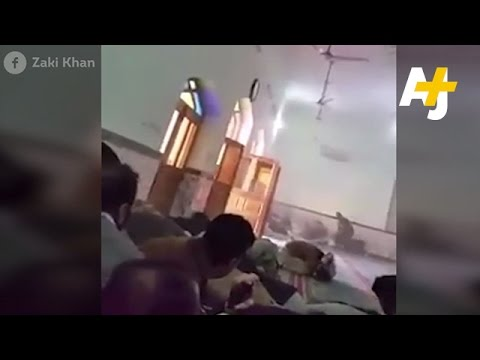 Shocking Footage Of Pakistan Taliban Attack