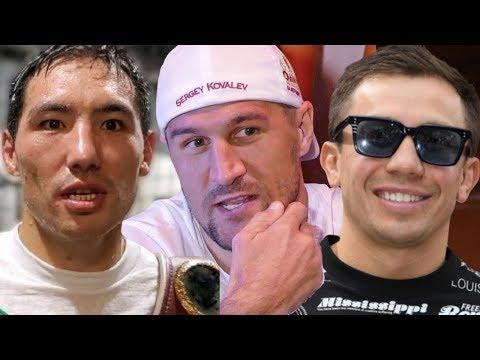 Алимханулы вызвал всех чемпионов, Ковалев в шоке от хейтеров, Планы Головкина!