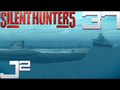 Silent Hunter 5 - Enter Scapa Flow - Part 37 Gameplay